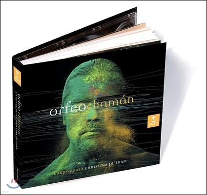 L'Arpeggiata / Christina Pluhar 오르페오 샤만 - 라르페지아타, 크리스티나 플루하르 (Orfeo Chaman) [CD+DVD 한정반 에디션]