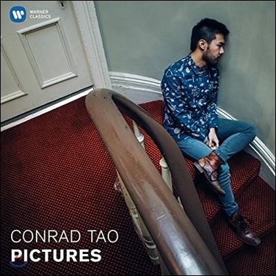 Conrad Tao 콘라드 타오 - 무소르크스키 / 다케미츠 / 데이비드 랑 (Pictures - Mussorgsky / Takemitsu / Lang)