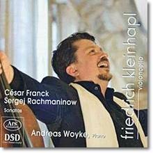 Friedrich Kleinhapl 프랑크 / 라흐마니노프 : 첼로 소나타 (Franck / Rachmaninov: Cello Sonatas)