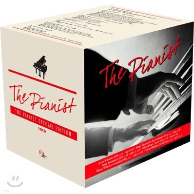 피아니스트 스페셜 에디션 (The Pianist) 세르게이 라흐마니노프 글렌 굴드 아르투르 슈나벨 알프레드 코르토 아르투르 루빈스타인 발터 기제킹