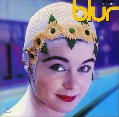 Blur (블러) - Leisure [25주년 기념 에디션 LP / 터키 컬러 디스크 한정반]