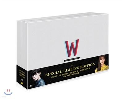 W : 더블유 (감독판) : MBC드라마 : DVD