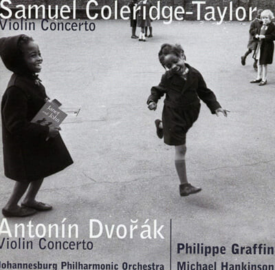 테일러 / 드보르작 : 바이올린 협주곡