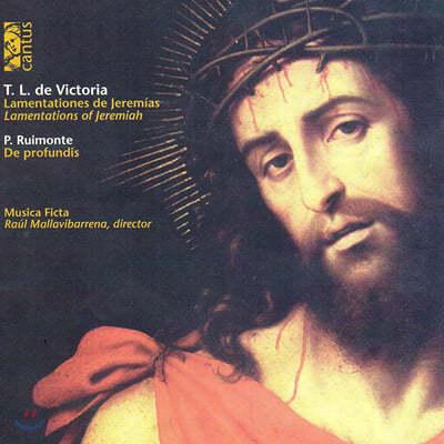 빅토리아 : 예레미야의 애가 / 루이몬테 : 시편 129편