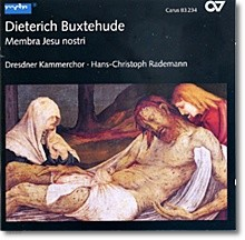 Dresdner Kammerchor 북스테후데: 멤브라 예수 노스트리 (Buxtehude: Membra Jesu nostri)