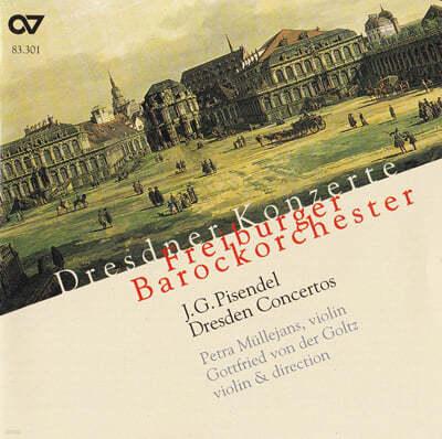 피젠델 : 바이올린 협주곡