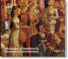 Roberta Invernizzi 중세 및 르네상스 악기 사전 (Dictionary Of Medieval And Renaissance Instruments)