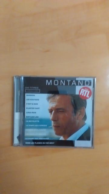 Montand(이브 몽땅 Best 수록)