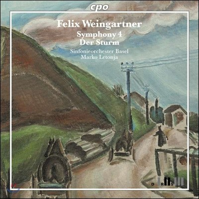 Marko Letonja 펠릭스 바인가르트너: 관현악 작품 2집 - 교향곡 4번 (Felix Weingartner: Symphony No.4)
