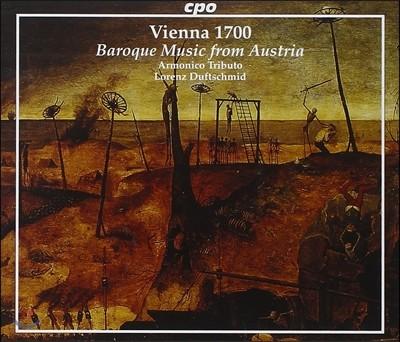 Lorenz Duftschmid 비엔나 1700 - 오스트리아의 바로크 음악 (Vienna 1700 - Baroque Music From Austria)