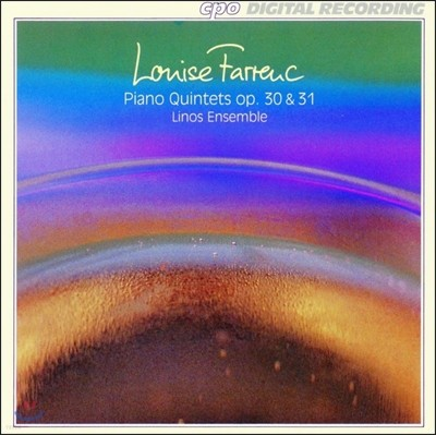Linos Ensemble 루이즈 파렝: 피아노 오중주 (Louise Farrenc: Piano Quintets)