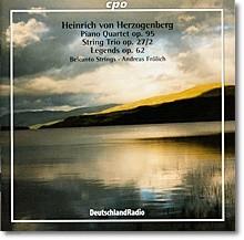 헤르조겐베르그 : 피아노 사중주