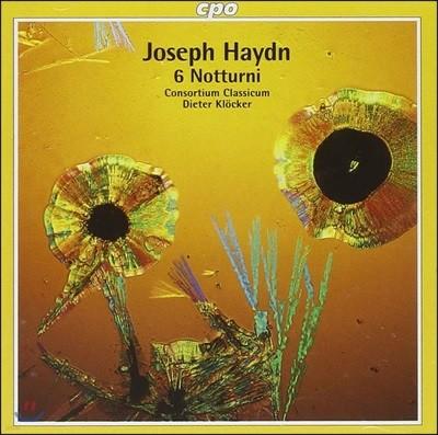Dieter Klocker 하이든: 6개의 노투르니 (Haydn: 6 Notturni)