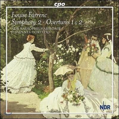 Johannes Goritzki 루이즈 파렝: 교향곡 2번 (Louise Farrenc: Symphony No.2)