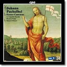Roland Wilson 파헬벨: 부활절 칸타타 (Pachelbel : Easter Cantatas)