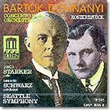 바르톡 : 협주 소픔 / 도흐나니 : 관현악을 위한 협주곡