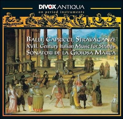 17세기 이탈리아 현을 위한 바로크 음악 (Italian 17th Century Baroque music for Strings)