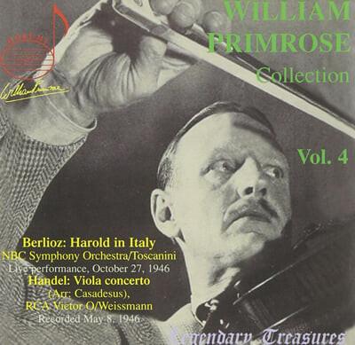 프림로즈 Vol.4 : 헨델 / 베를리오즈 / 크라이슬러