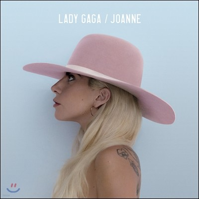 Lady Gaga (레이디 가가) - Joanne [Deluxe Edition]