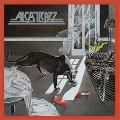 Alcatrazz (알카트라즈) - 3집 Dangerous Games [리마스터링 에디션]