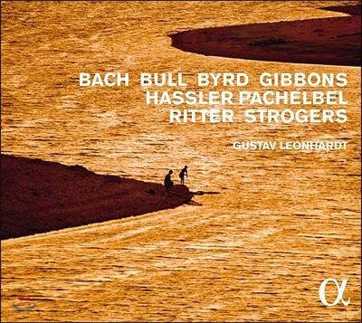 Gustav Leonhardt 바흐 / 버드 / 기번스 / 파헬벨: 건반음악 작품집 - 구스타프 레온하르트 (Harpsichord Music by Bach, Bull, Byrd, Gibbons)