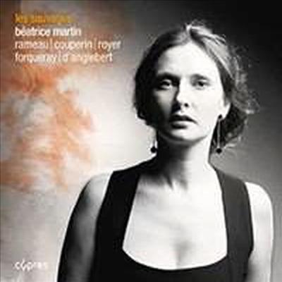 야만 - 하프시코드 작품집 (Les Sauvages - Works for Harpsichord) - Beatrice Martin