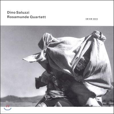 Rosamunde Quartett 디노 살루치: 컬트럼 (Dino Saluzzi: Kultrum)
