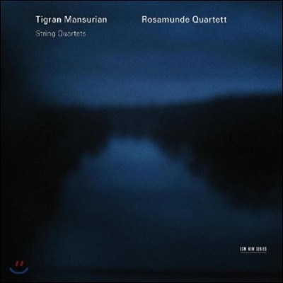 Rosamunde Quartett 티그란 만수리안: 현악 사중주 - 로자문데 현악 사중주단 (Tigran Mansurian: String Quartet)