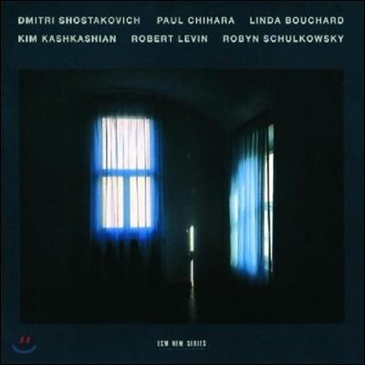 Kim Kashkashian 쇼스타코비치: 비올라 소나타 (Shostakovich: Sonata for Viola and Piano, Op.147)