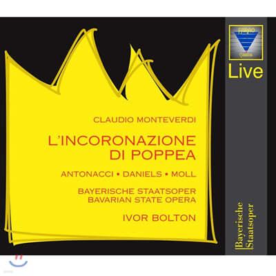 Ivor Bolton 몬테베르디: 오페라 '포페아의 대관' (Monteverdi : L'Incoronazione Di Poppea)