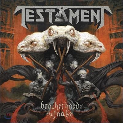 Testament (테스타먼트) - Brotherhood Of The Snake