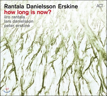 Iiro Rantala / Lars Danielsson / Peter Erskine (이로 란탈라, 라르스 다니엘손, 피터 어스킨) - How Long Is Now? [LP]