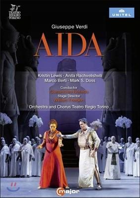 Kristin Lewis / Gianandrea Noseda 베르디: 아이다 (Verdi: Aida) 크리스틴 루이스, 잔안드레아 노세다