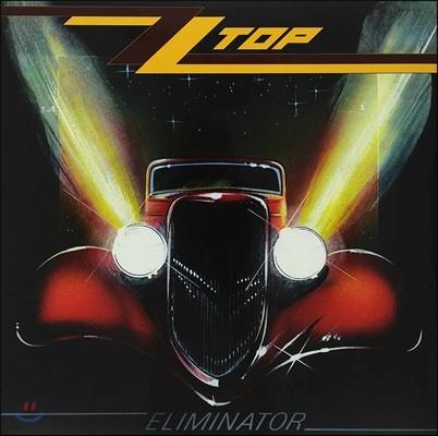 ZZ Top (지지 탑) - Eliminator [LP]