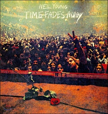 Neil Young (닐 영) - Time Fades Away [LP]