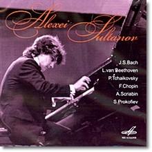 바흐 / 베토벤 / 차이코프스키 / 쇼팽 / 스크라빈 / 프로코피예프 : 피아노 소나타, 연습곡