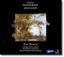 Fons Musicae 가스파리니 : 소나타와 칸타타 (Francesco Gasparini: Sonate e Cantate)