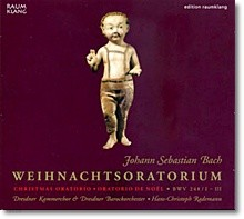 Dresden Kammerchor 바흐: 크리스마스 오라토리오 (Bach: Christmas Oratorio)
