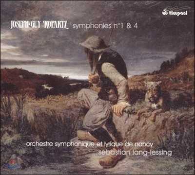 Sebastian Lang-Lessing 로파르츠: 교향곡 1번 4번 (Joseph-Guy Ropartz: Symphony No. 1 No. 4)
