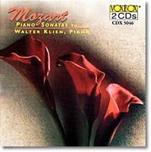 모차르트 : 피아노 소나타 Vol.2