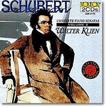 슈베르트 : 피아노 소나타 전집 Vol.2