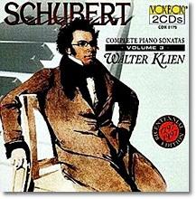 슈베르트 : 피아노 소나타 전집 Vol.3