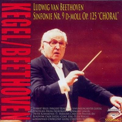 Herbert Kegel 베토벤 : 교향곡 9번 `합창` - 헤르베르트 케겔 (Beethoven: Symphony No.9 'Choral')