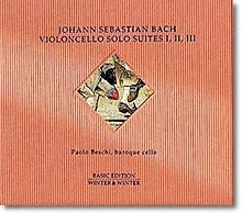 Paolo Beschi 바흐: 첼로를 위한 모음곡 (Bach: Violoncello Solo Suites 1-3)