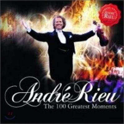 Andre Rieu - The 100 Greatest Moments 앙드레 류 베스트 앨범