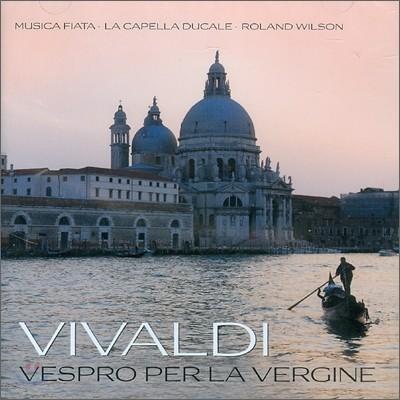 Musica Fiata 비발디: 성모 마리아의 저녁기도 (Vivaldi: Vespro per la Vergine)