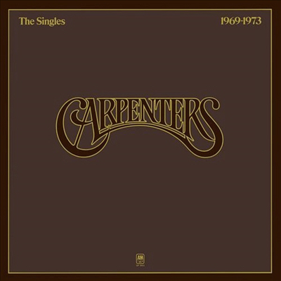 Carpenters - Singles 1969-1973 (Ltd. Ed)(DSD)(Single Layer)(SHM-SACD)(일본반)