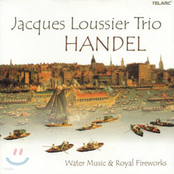 Jacques Loussier Trio 헨델: 수상 음악 [발췌], 불꽃놀이 (Handel: Water Music, Royal Works)