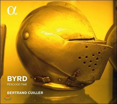 Bertrand Cuiller 윌리엄 버드: 페스코드 타임 - 하프시코드 & 버지널 연주집 (William Byrd: Pescodd Time) 베르트랑 퀴이에