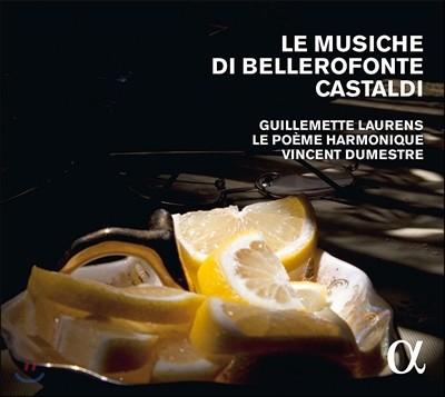 Le Poeme Harmonique 벨레로폰테 카스탈디 작품집 (Le Musiche di Bellerofonte Castaldi) 르 포엠 아르모니크, 뱅상 뒤메스트르